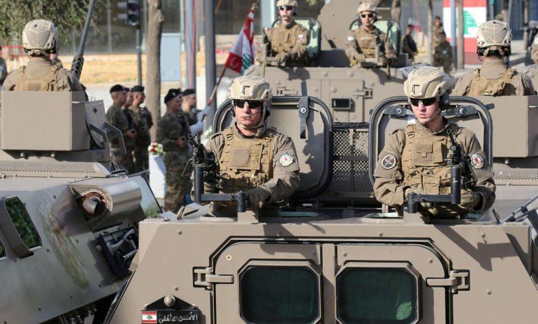 Photo of الجيش اللبناني يتسلم دفعة ثانية من المساعدات الغذائية