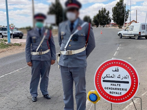 Photo of الناظور..اعتقال فنانة في حالة سكر تجاوزت الحاجز الأمني