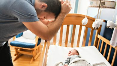 Photo of اكتئاب ما بعد الولادة.. دراسة تكشف ما يحدث للآباء