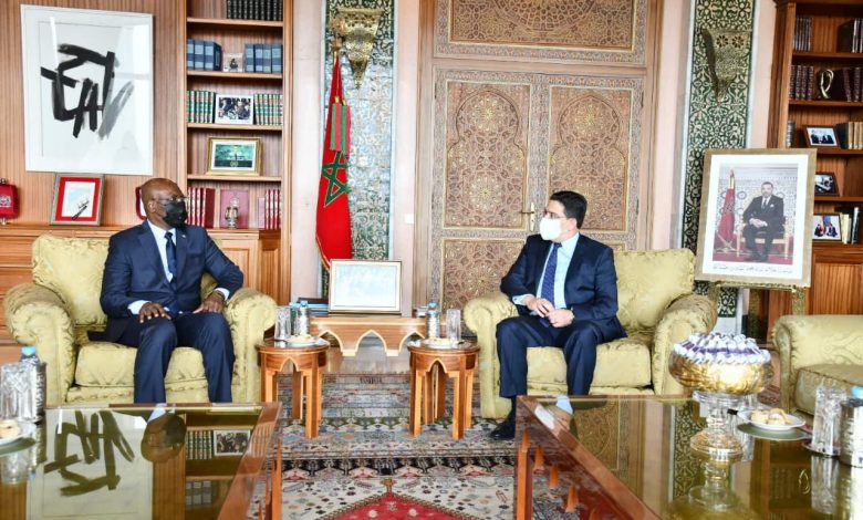 Photo of السيد سيميون أويونو إسونو أنغي: غينيا الاستوائية ترغب في إعطاء دفعة جديدة لعلاقات التعاون مع المغرب